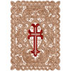 Christian Bible Lace Embroidery Designs
