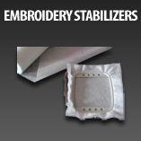 Embroidery Stabilizers