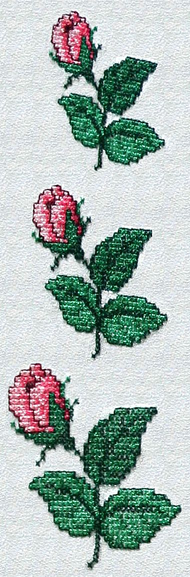 ABC Embroidery Tips Secrets Of Machine Cross Stitching Index Awesome Machine Embroidery Patterns