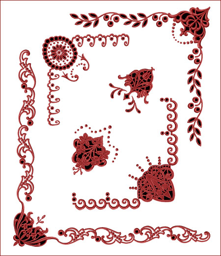 Cutwork embroidery patterns « browse