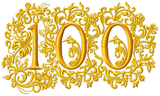 100th anniversary color 28 images template logo of the 100th anniversary from 100 in the - Color of th anniversary ...