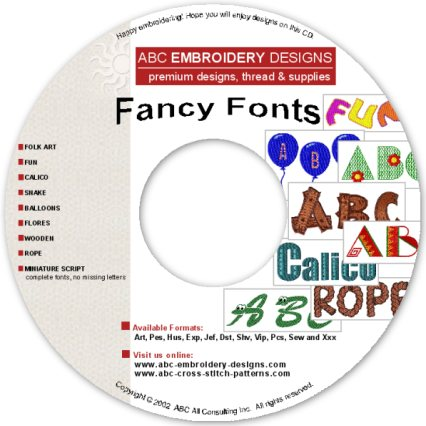 Curlz Fonts | Apex Embroidery Designs, Monogram Fonts & Alphabets