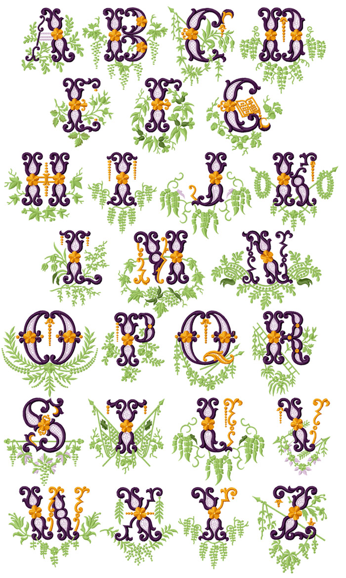 Garden Embroidery Designs busy garden basket set machine embroidery designs patterns Store Categories