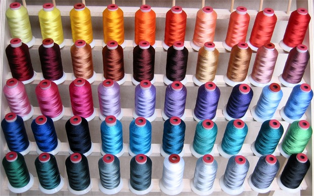 discount embroidery machine thread