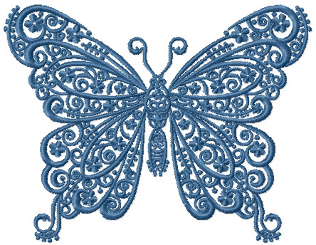 Butterfly design patterns