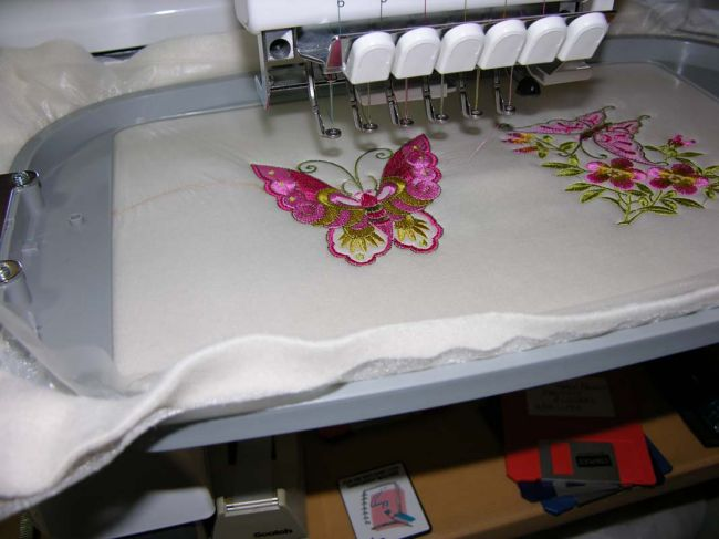 machine embroidery designs in the hoop projects