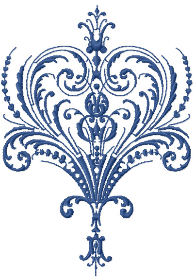 Frilly Symbols Embroidery Designs