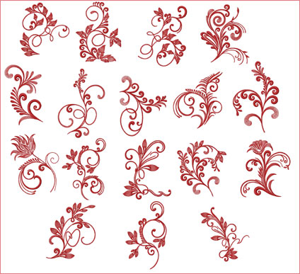 FREE SEWING MACHINE EMBROIDERY PATTERNS  EMBROIDERY DESIGNS