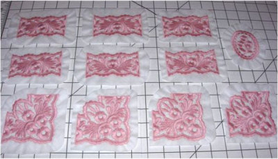 Stand Alone Embroidery Designs : Abc embroidery tips assemble large standalone laces plain edges